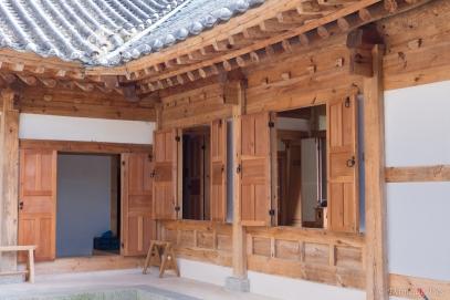 Maison Coréenne, Yvelines, France