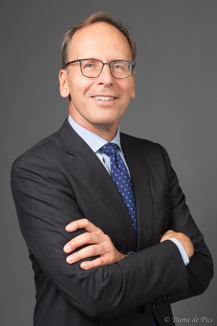 Michaël, Finance Manager